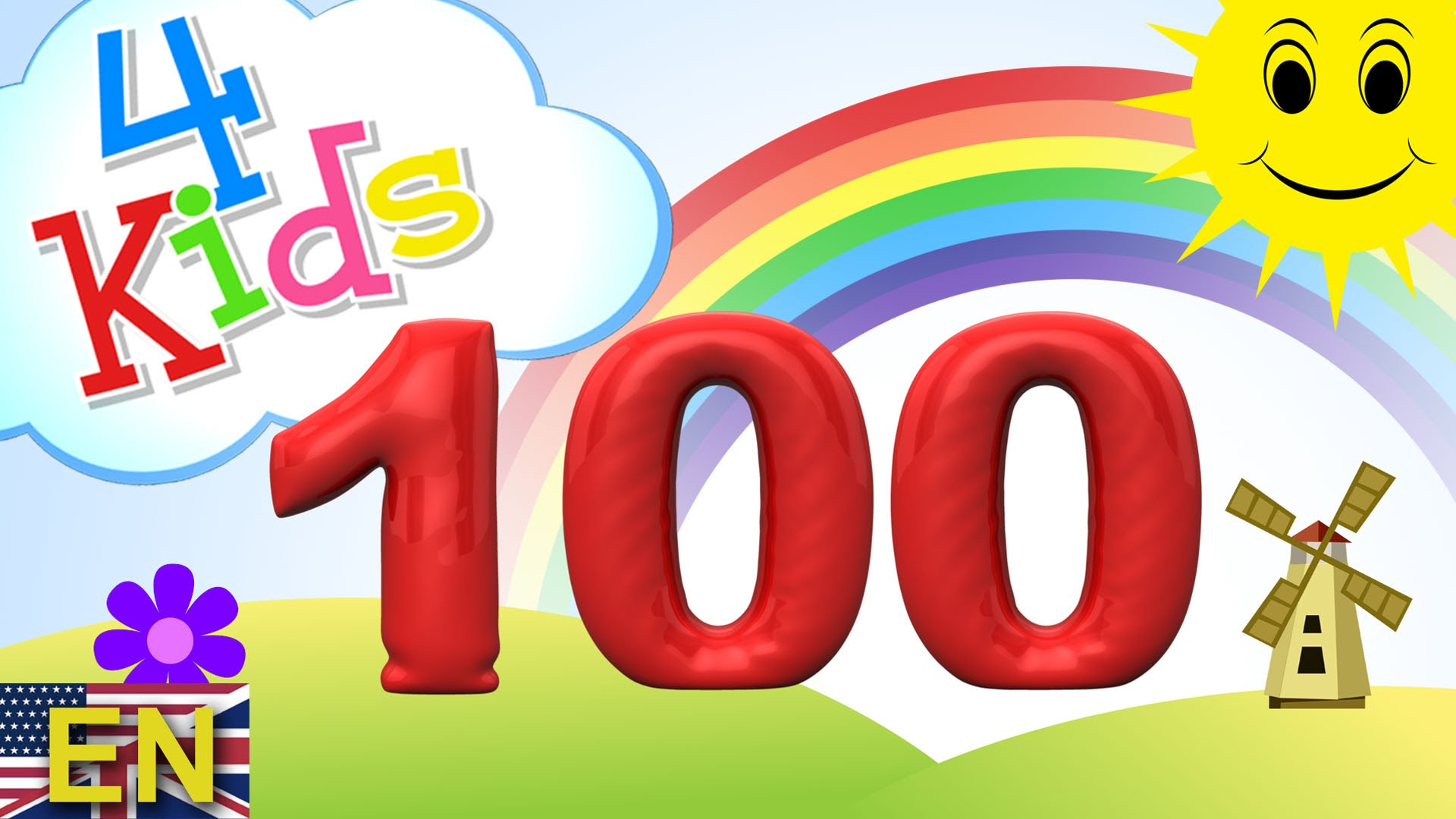 100 clipart one hundred. Numbers counting from to