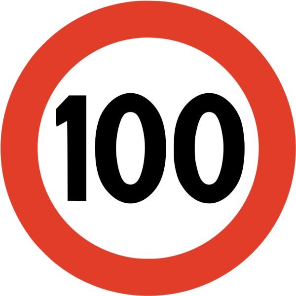 100 clipart one hundred