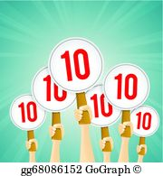 100 clipart perfect score. Clip art royalty free