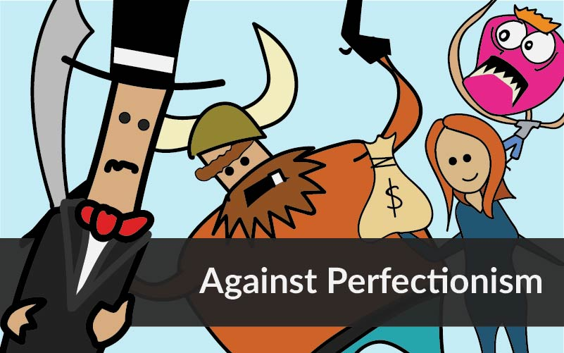 100 clipart perfectionism. Why is killing your