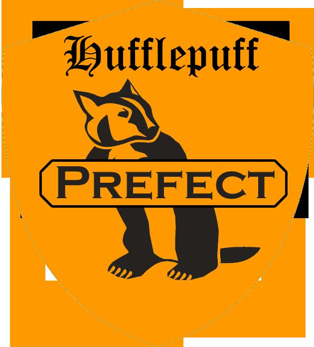 100 clipart prefect. Hufflepuff badge school style