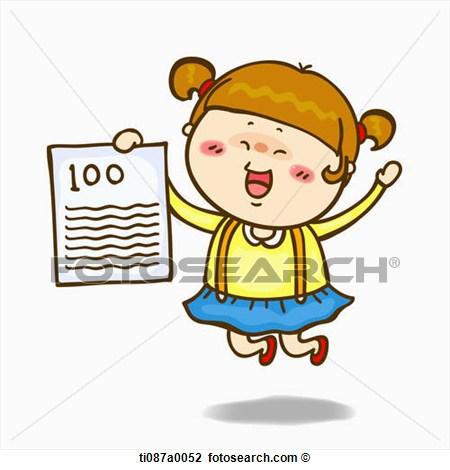 100 clipart score
