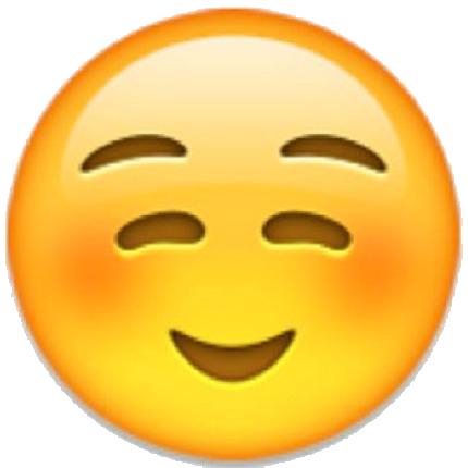 100 clipart transparent emoji. Blushing png images free