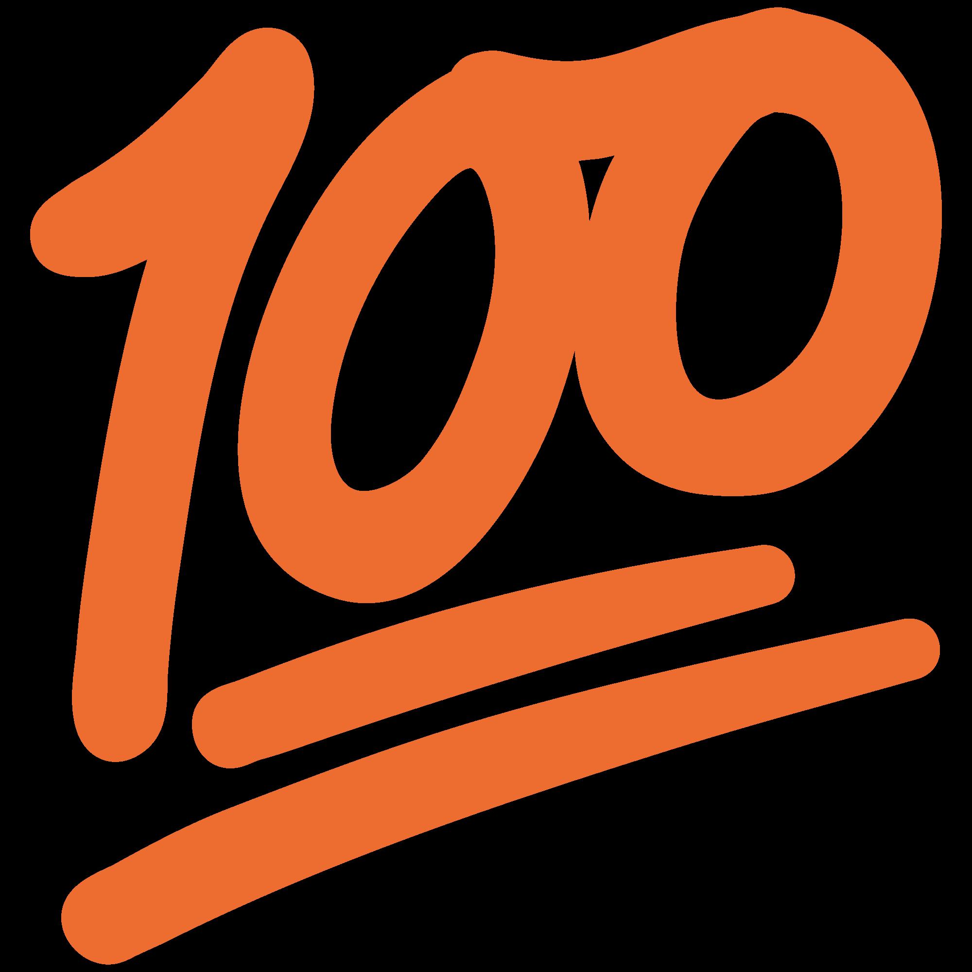 100 clipart transparent emoji. File u f af