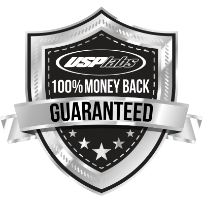 guaranteed usplabs supplements. 100 money back guarantee png