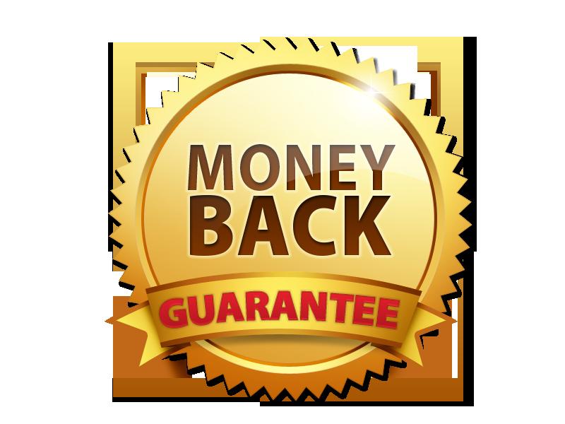 100 money back guarantee png. Moneyback transparent images pluspng