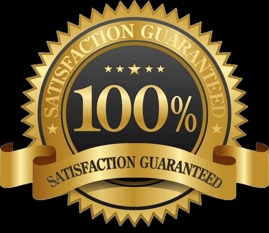 100 money back guarantee png.  logo seal livvoip
