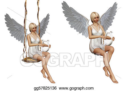 Song stock illustration gg. 2 clipart angels