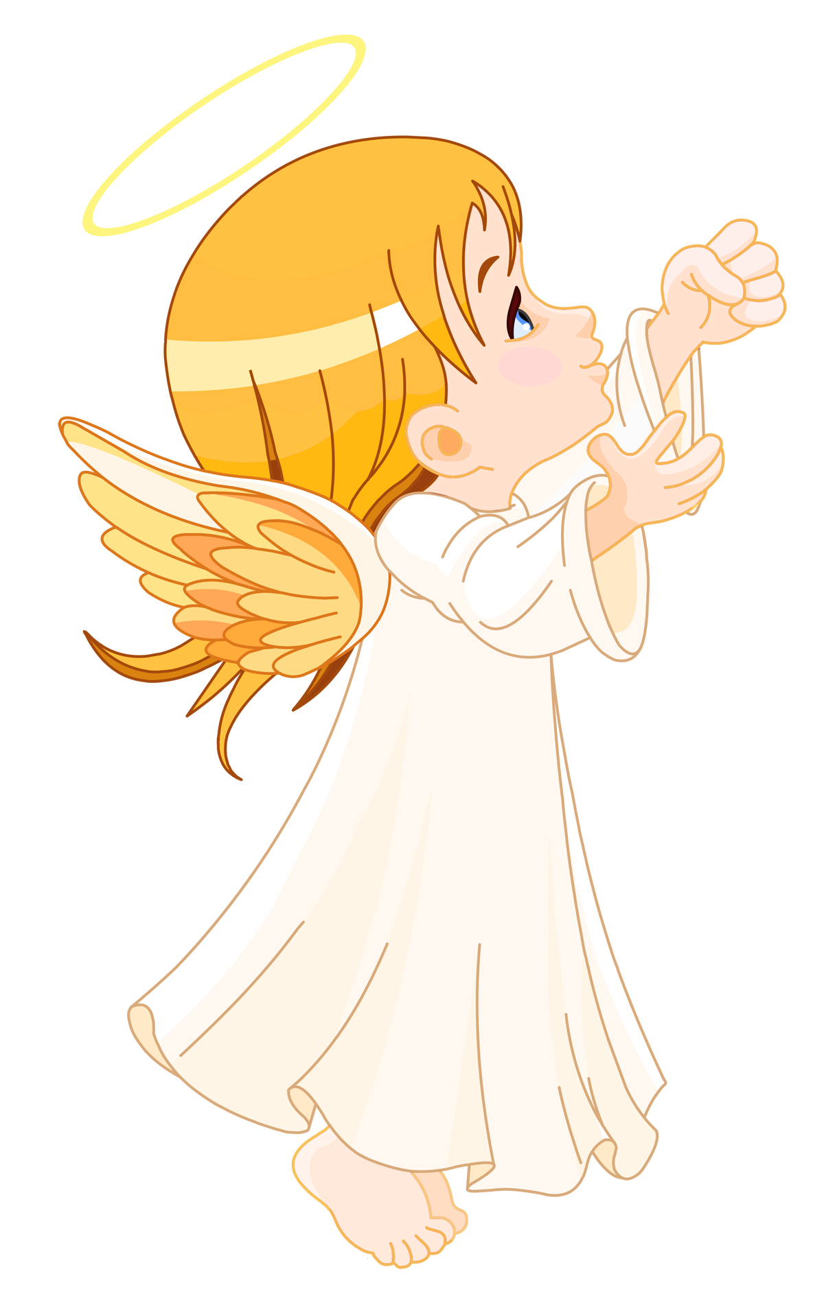 2 clipart angels. It s god kindness