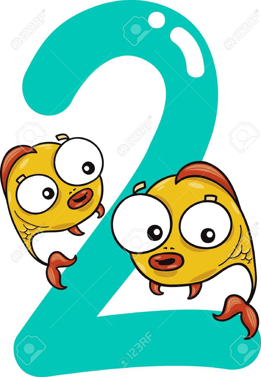 Portal . 2 clipart animal number