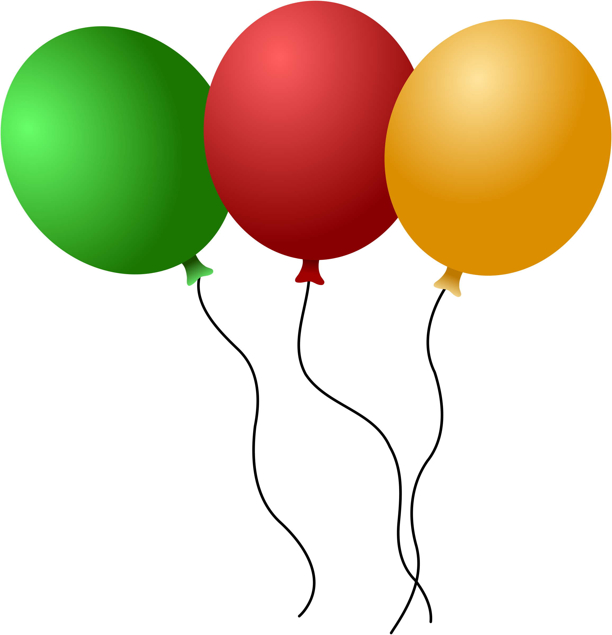 Balloons big image png. Clipart balloon animation
