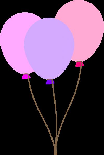 2 clipart balloon. Clipartaz free collection graphics