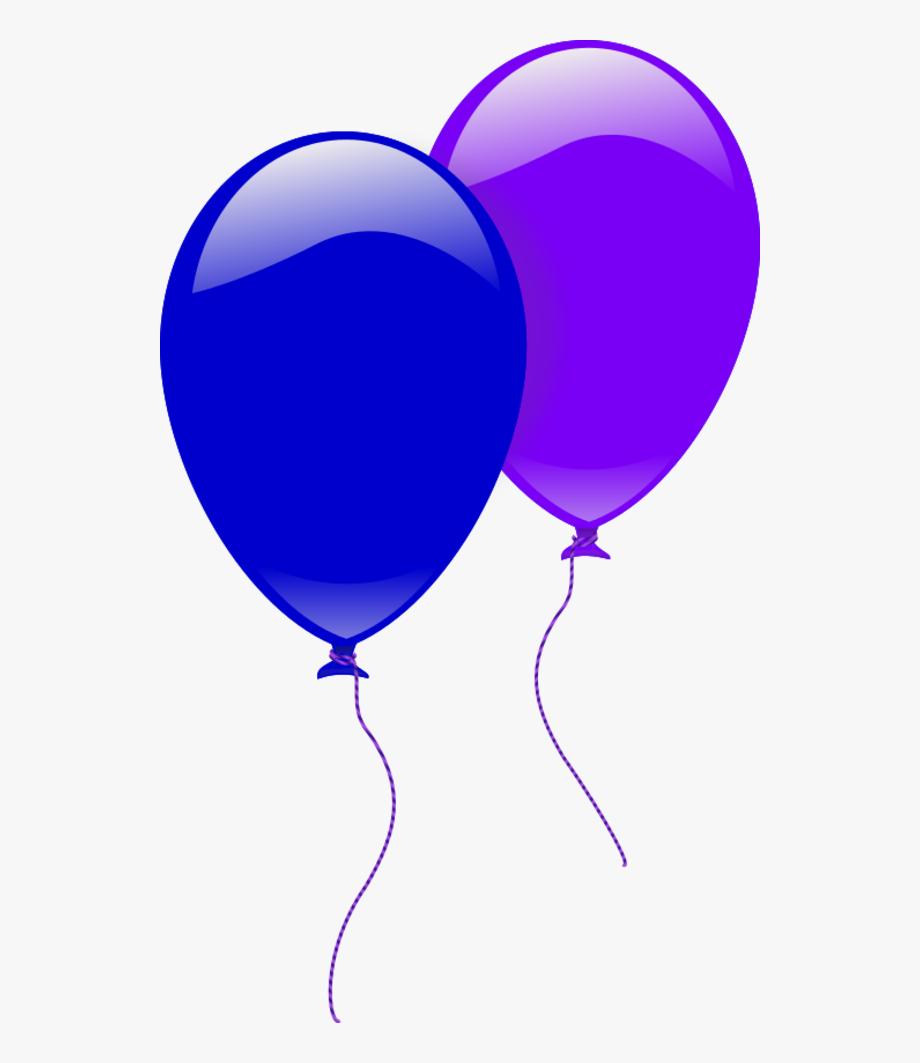 2 clipart balloon. Clip art png set