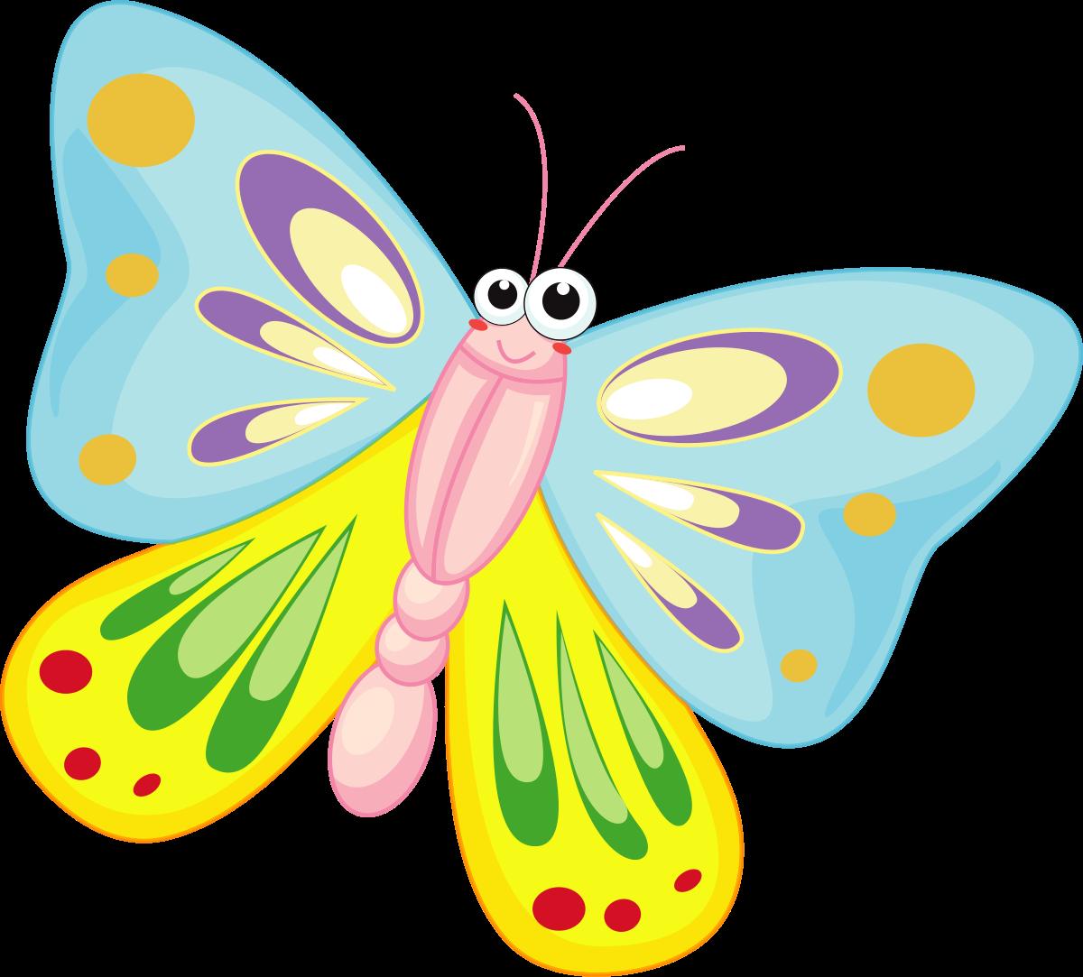 2 clipart butterfly. Butterflies clipartix