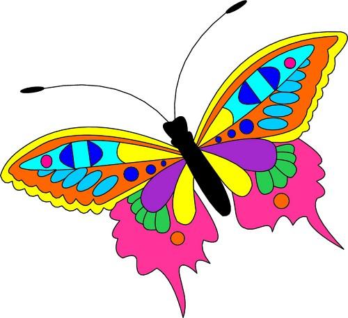 Images butterflies clipartfest clip. 2 clipart butterfly