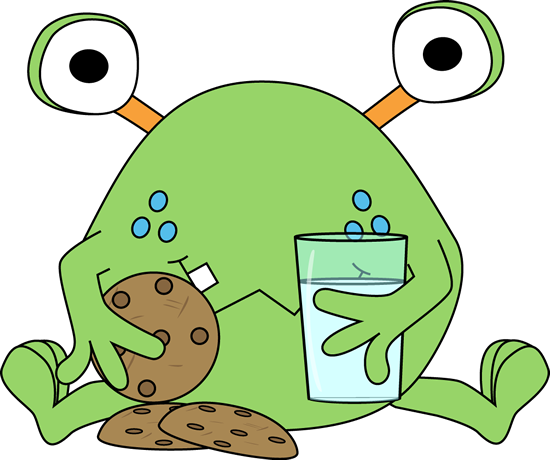 Monster clip art images. 2 clipart cartoon