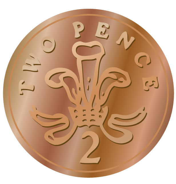 Nickel clip art gold. 2 clipart coin