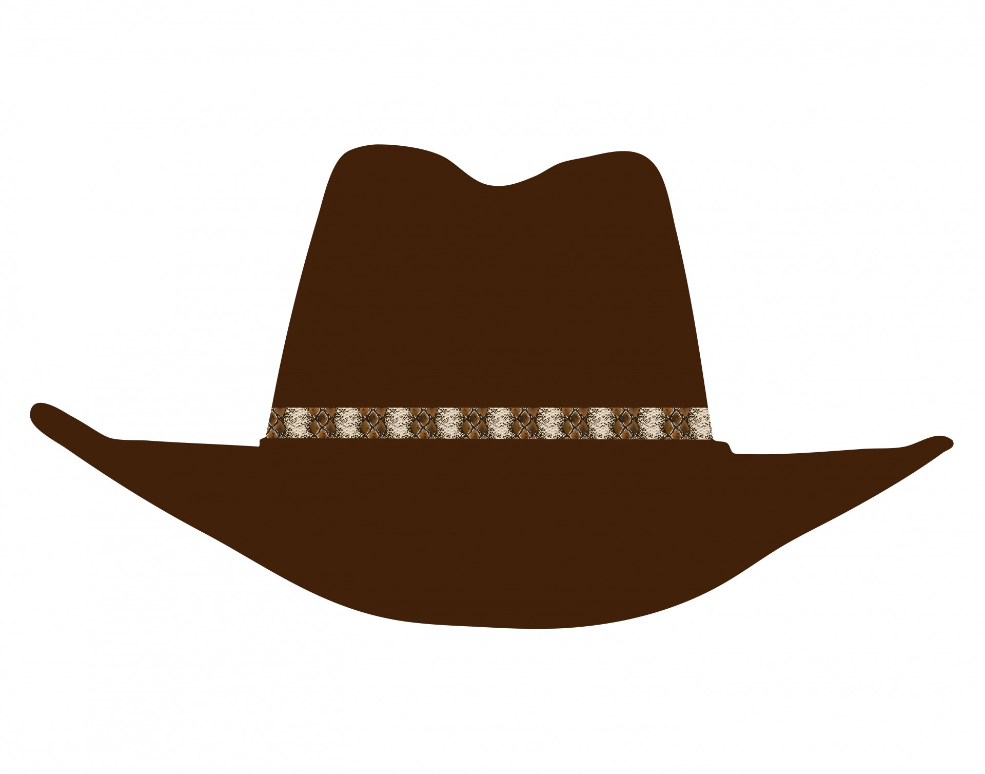 2 clipart cowboy hat. Clip art free stock