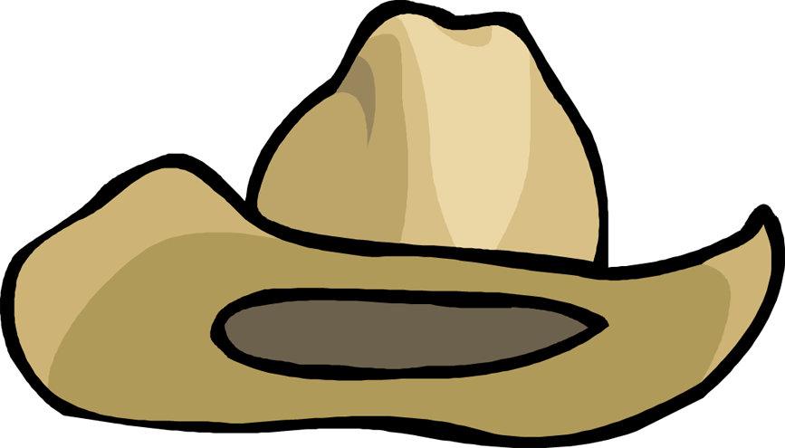 Image png object shows. 2 clipart cowboy hat