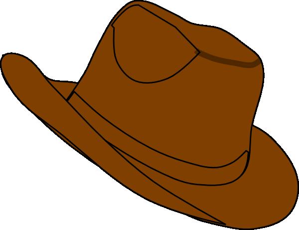Clip art at clker. 2 clipart cowboy hat