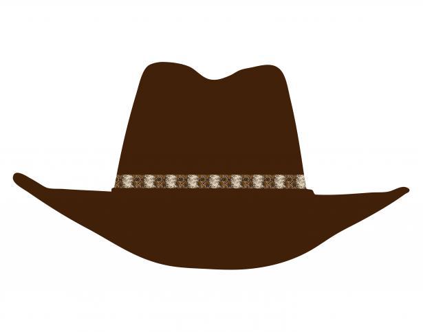 Clip art cliparting com. 2 clipart cowboy hat