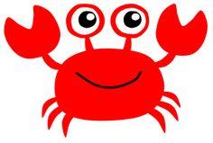 2 clipart crab. Under the sea clip