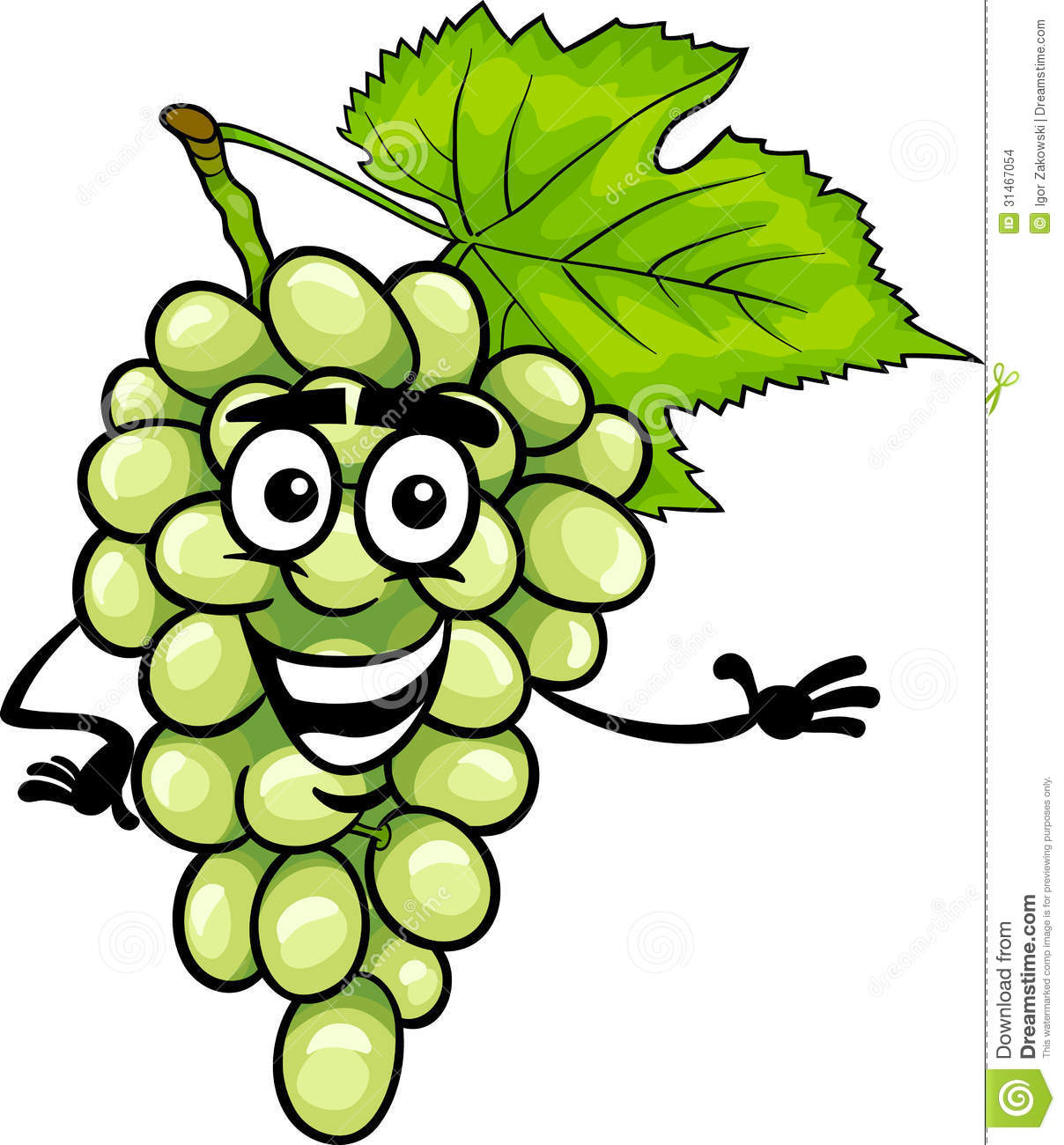 Grapes funny pencil and. 2 clipart grape