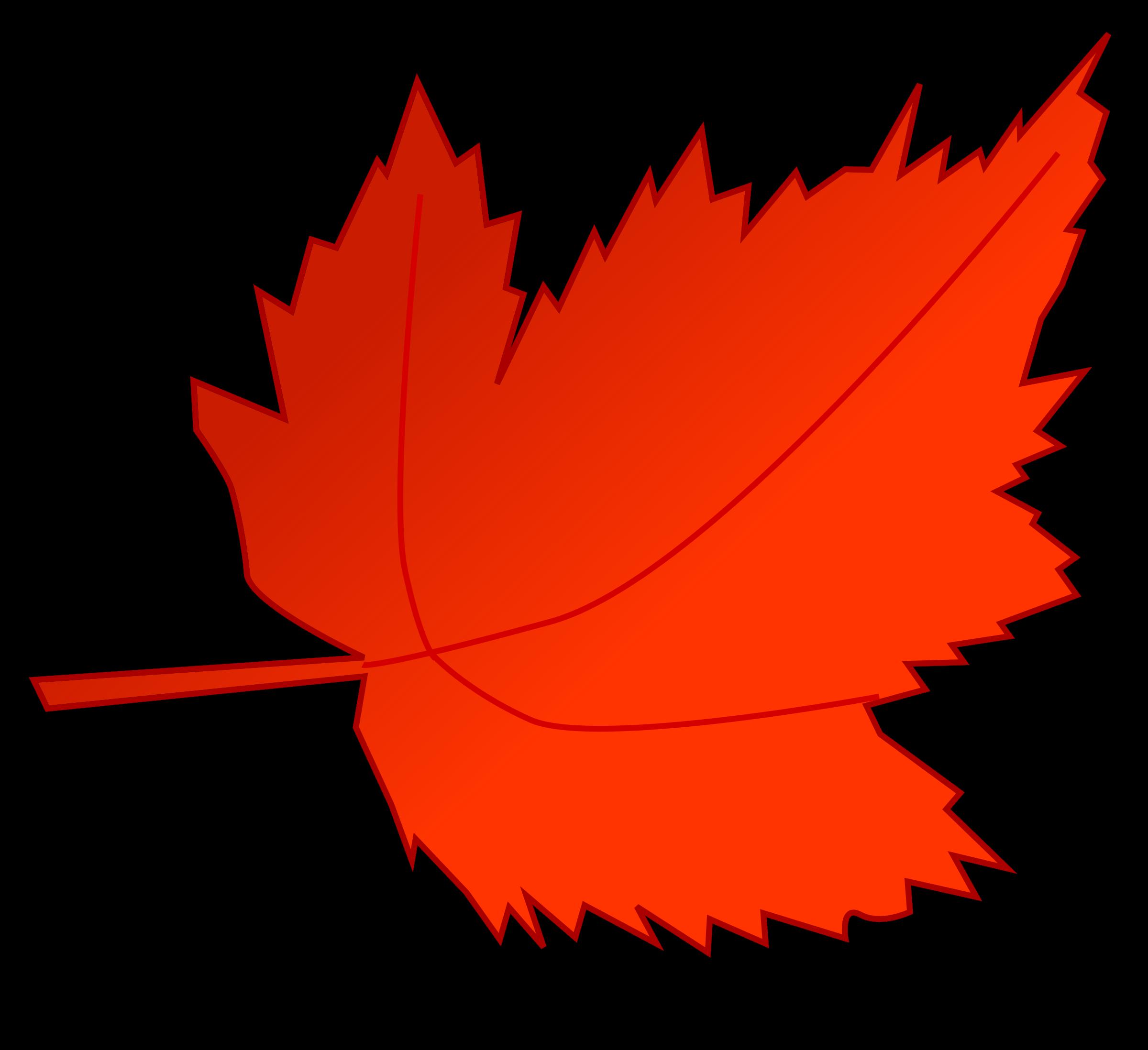 Big image png. 2 clipart leaf