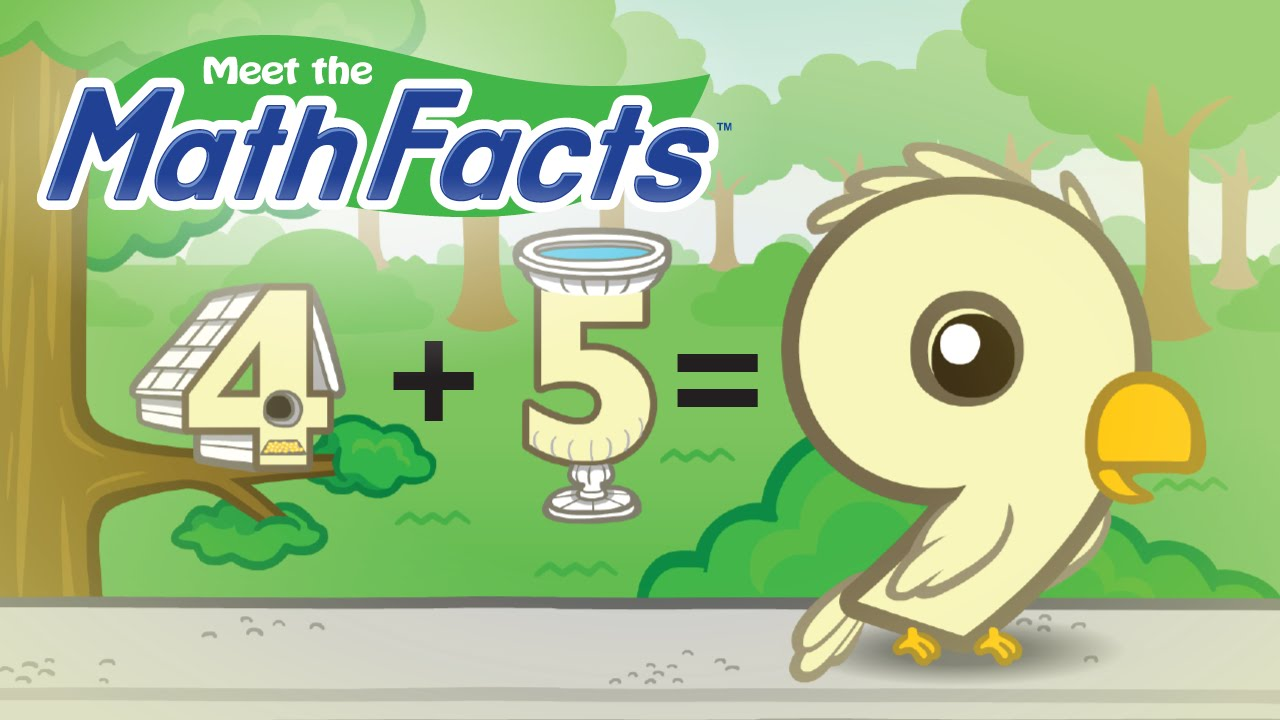 Meet the math facts. 2 clipart level