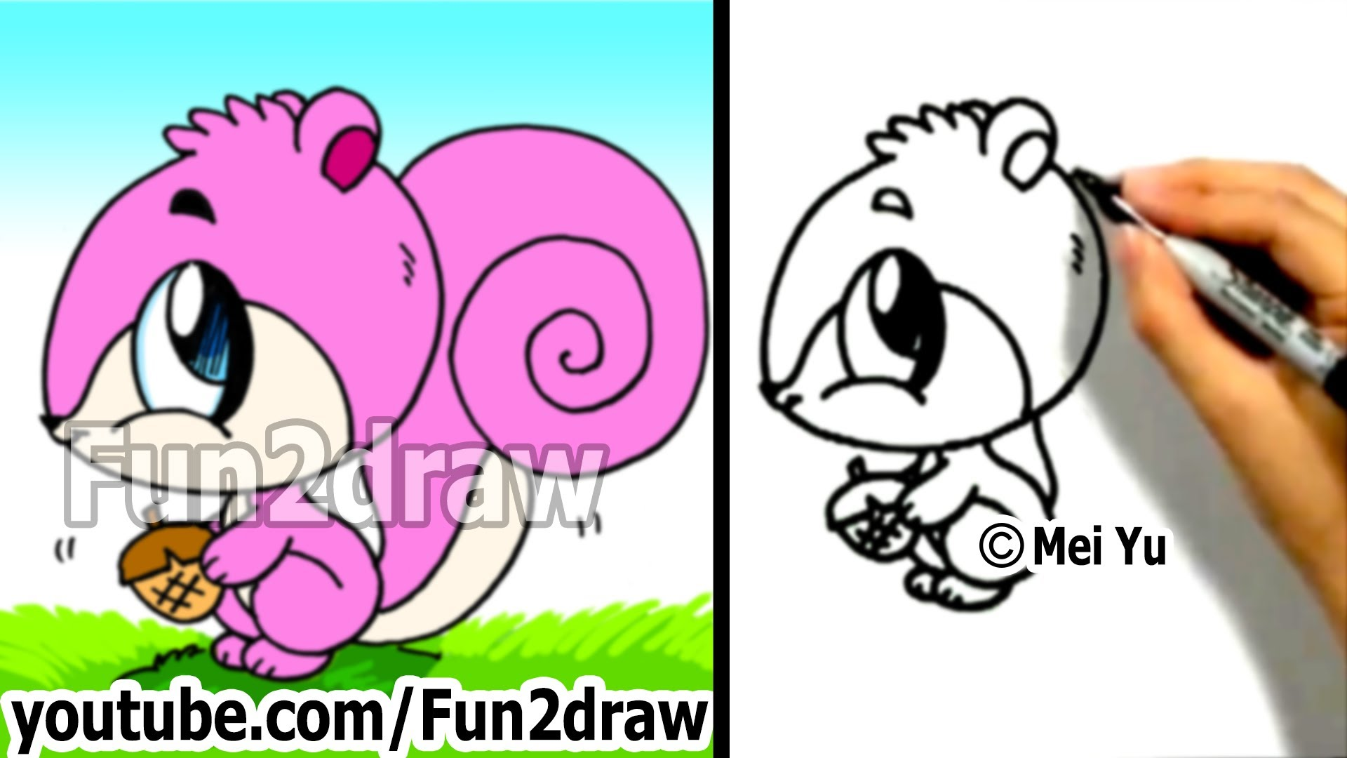 2 clipart min. How to draw a