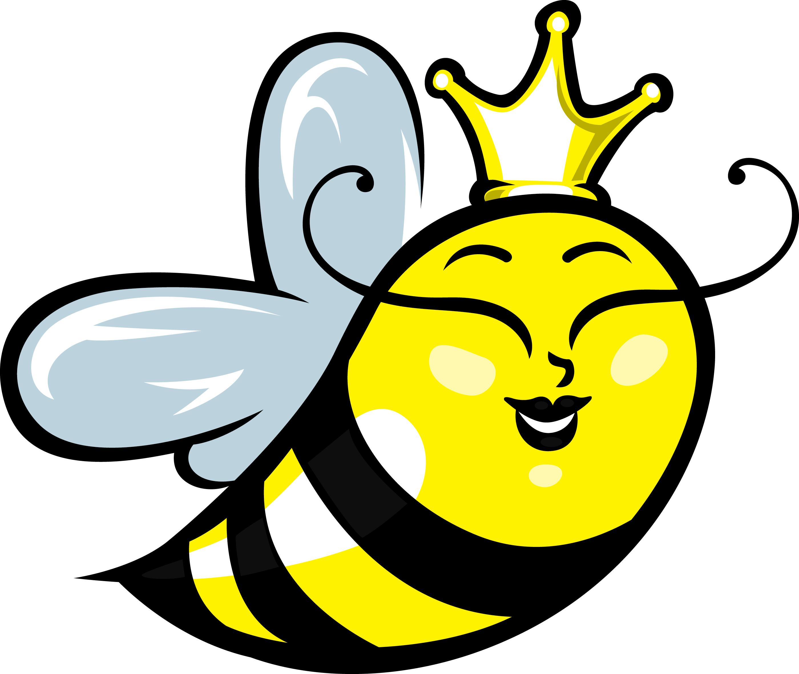Sensational design honey images. Bee clipart pencil