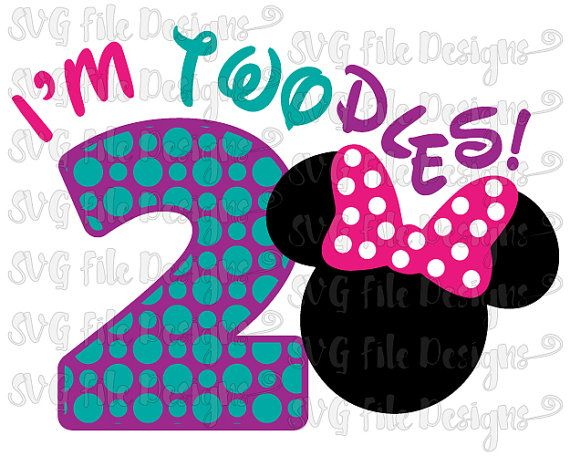 best disney birthday. 2 clipart minnie mouse