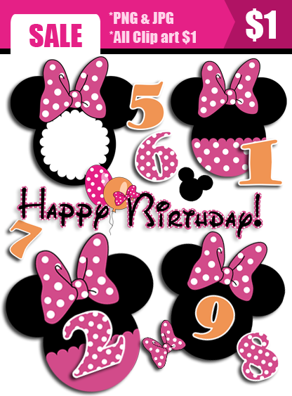 Label frame panda free. 2 clipart minnie mouse