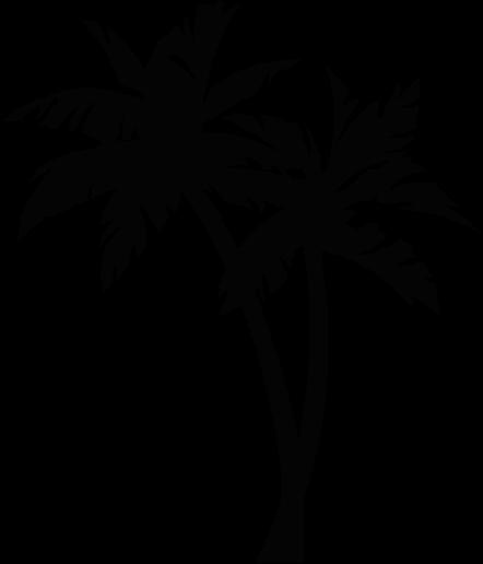 2 clipart palm tree. Clip art image clipartix