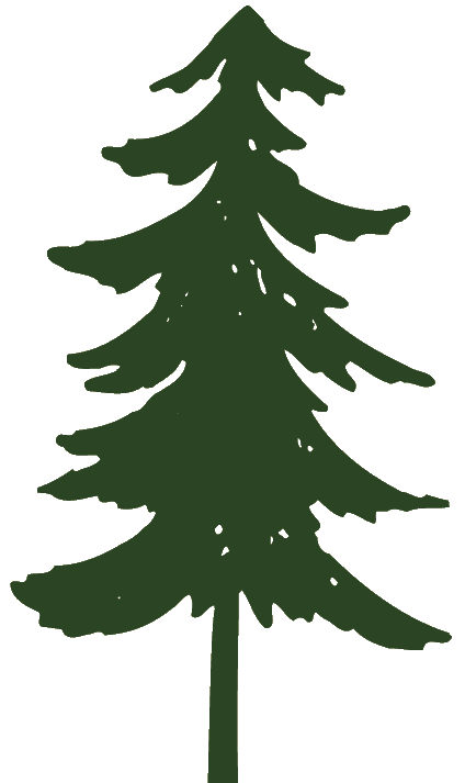 Clip art trees black. 2 clipart pine tree