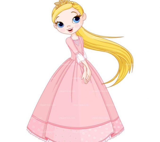 2 clipart princess. Cartoons for kids little
