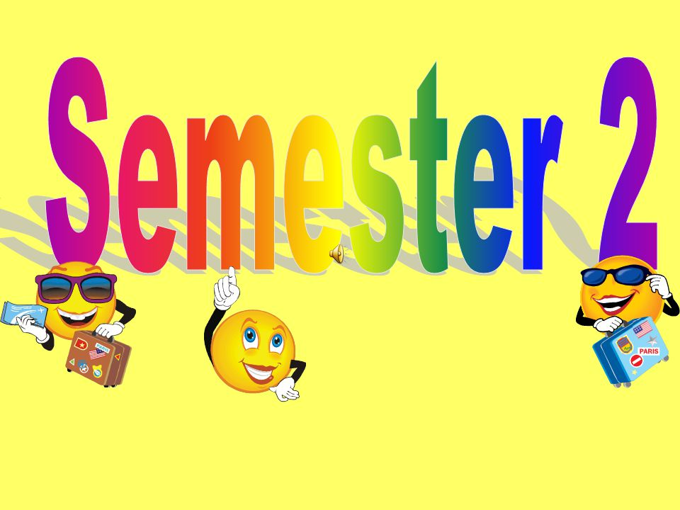 Ppt download . 2 clipart semester