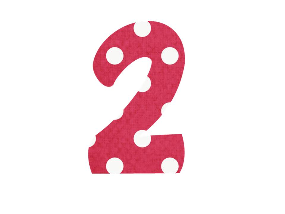 Free images numbers download. Number 2 clipart grade
