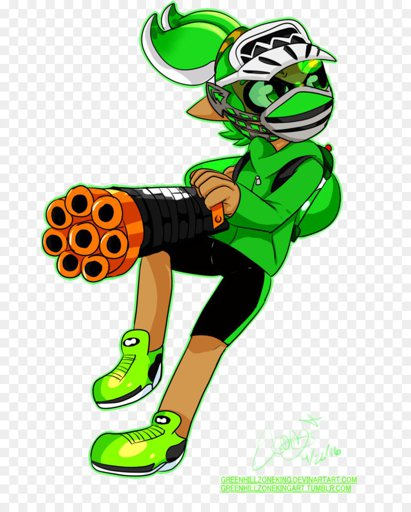 2 clipart splatoon. Image fan art de