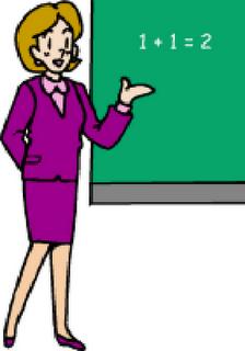 2 clipart teacher. Clip art black and