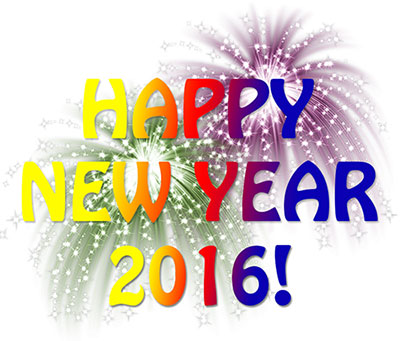 2016 clipart animation. Happy new year graphics