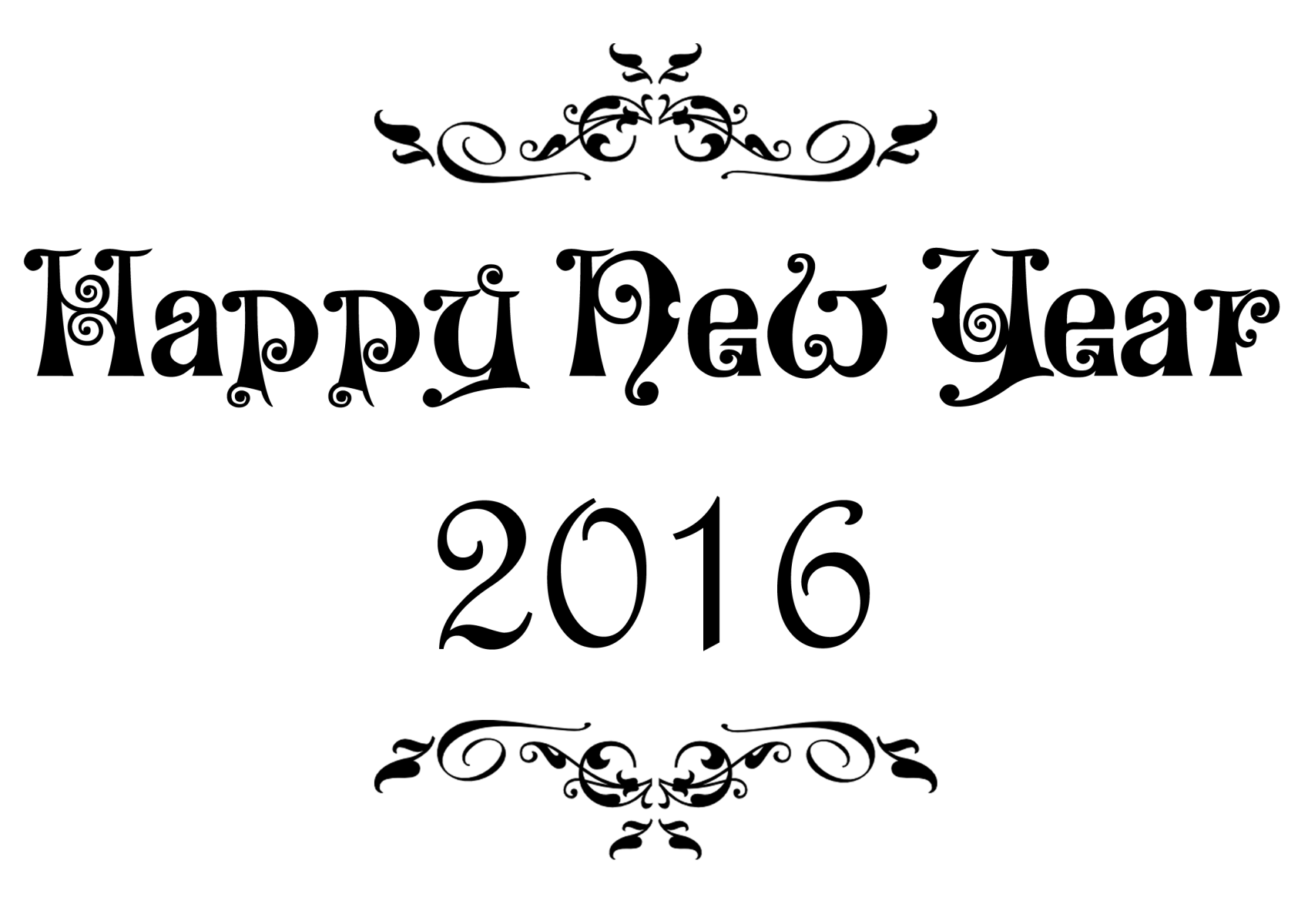 2016 clipart banner. Happy new year hd