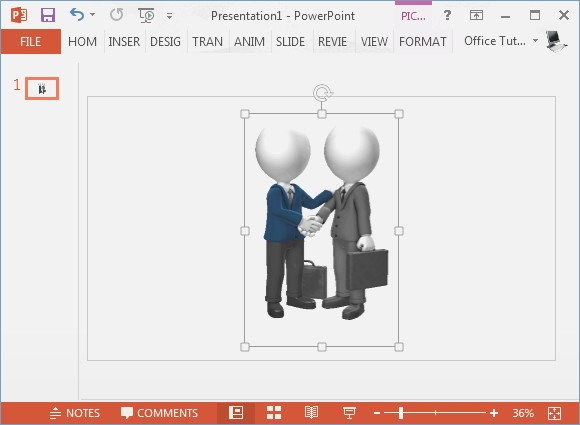Powerpoint manway me animated. 2016 clipart cartoon