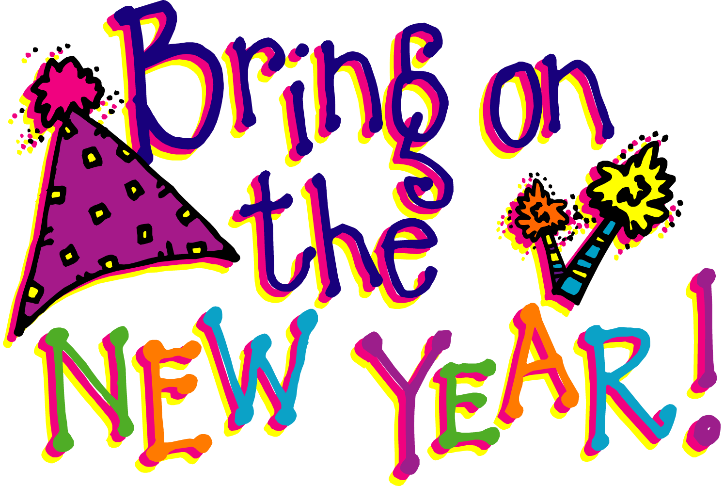 Cliparts download clip art. Free clipart new year