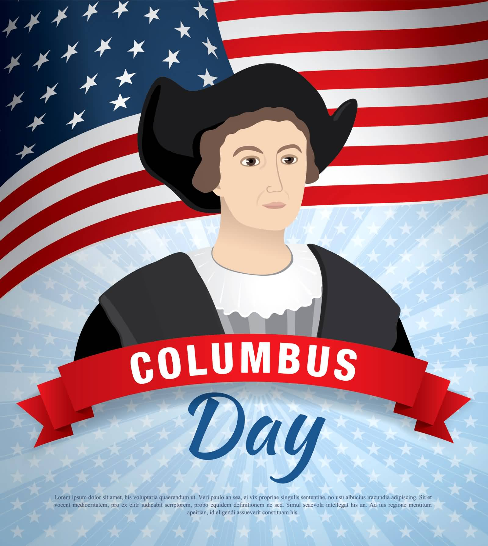 2016 clipart columbus day. Christopher image