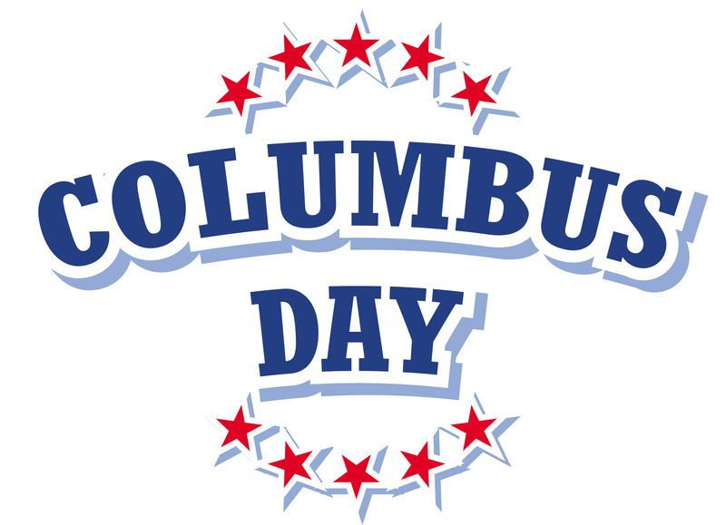 holiday office closed. 2016 clipart columbus day