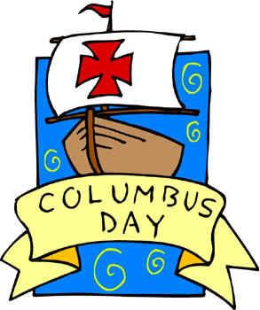 Oct th the mps. 2016 clipart columbus day