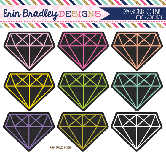 Erin bradley designs new. 2016 clipart diamond