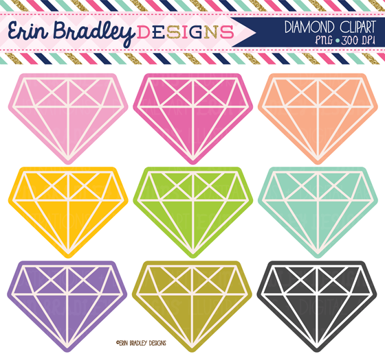 Erin bradley designs new. 2016 clipart diamond