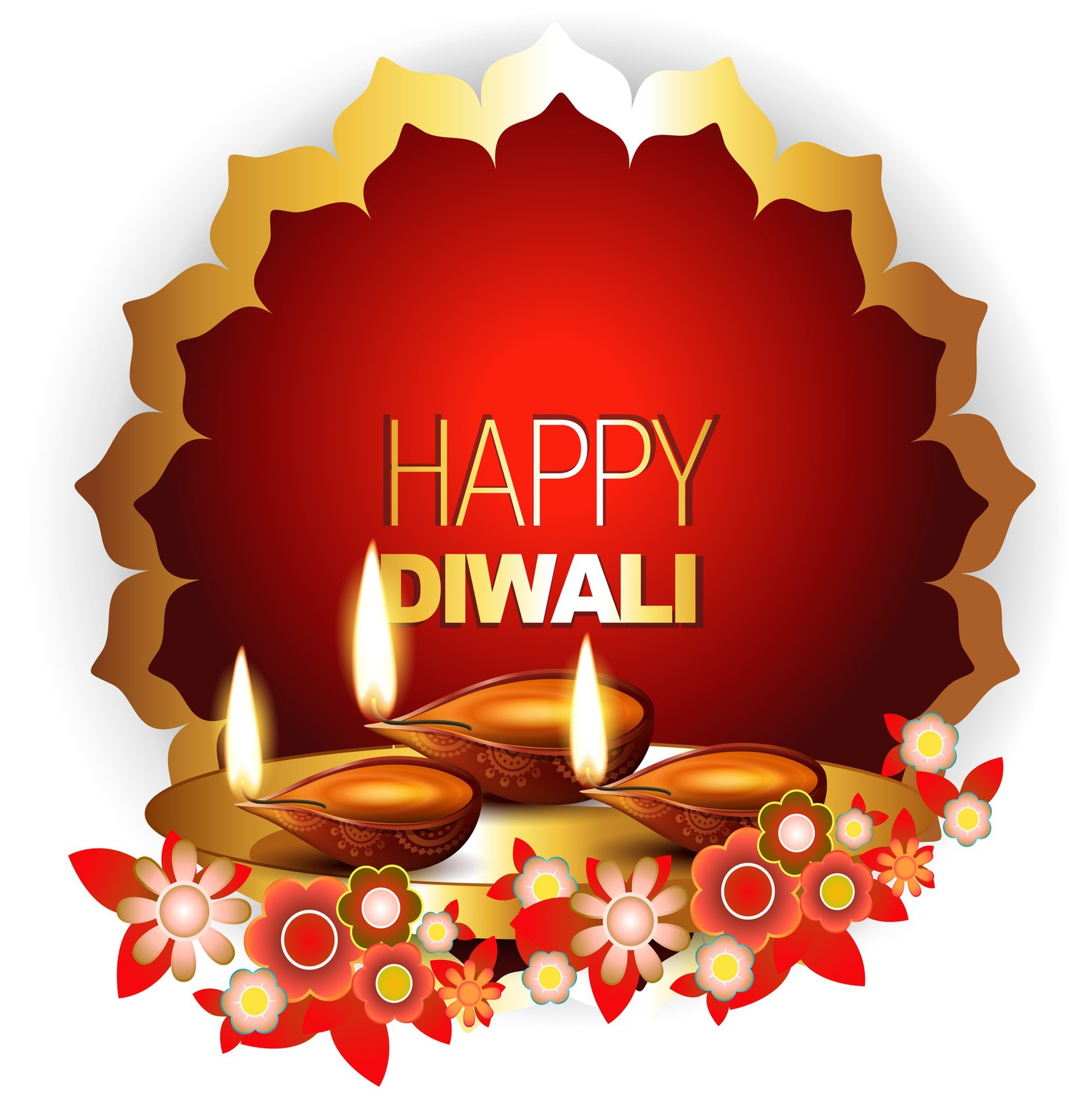 2016 clipart diwali. Happy and new year